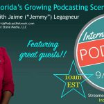 Jaime is Proud to be Included as a Speaker for International Podcast Day on September 30th!!