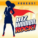 """Oh, the Places You'll Go With Podcasting"", Jaime Featured In An Interview With Biz Women Rock!"