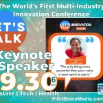 Jaime to be a Keynote Speaker for the 'Let's Talk' Palm Beach Innovation Conference!