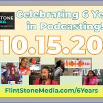 Celebrating 6 Years in Podcasting