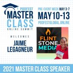 Jaime to Teach Website Design and Content for Your Podcast Brand Growth at Podfest Masterclass