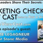Jaime Interviewed on The Marketing Checklist Podcast!
